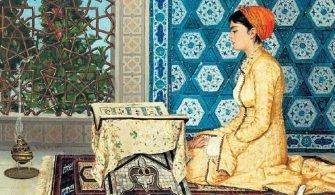 """Osman Hamdi Bey'in """"Kur'an Okuyan Kız"""" eseri 44 milyon liraya satıldı"""