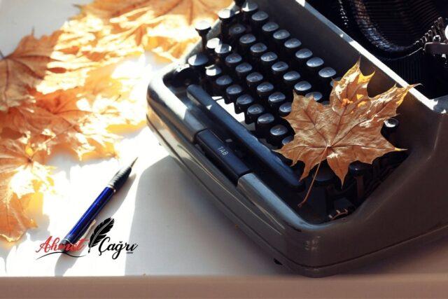 poetika eseri yazan yazarlar