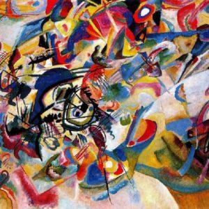 Kompozisyon VII-Wassily Kandinsky